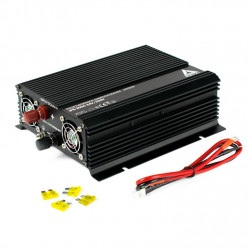 Przetwornica DC/AC step-up AZO Digital 24VDC / 230VAC IPS-2000 2000W - samochodowa