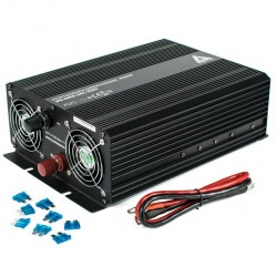 Przetwornica napięcia AZO Digital 24 VDC / 230 VAC IPS-4000 4000W