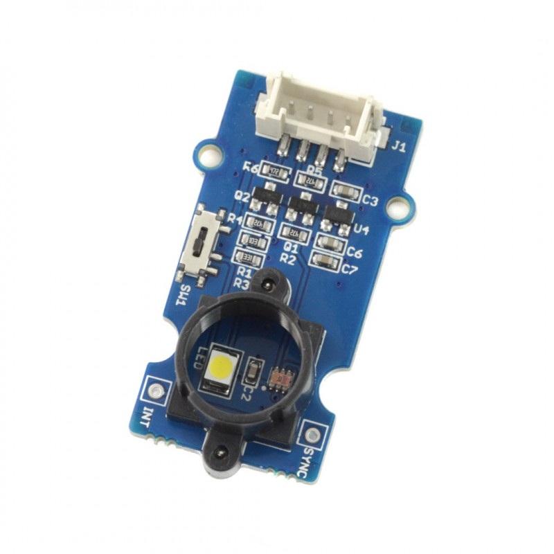 Grove - TCS34725FN - cyfrowy czujnik koloru  I2C