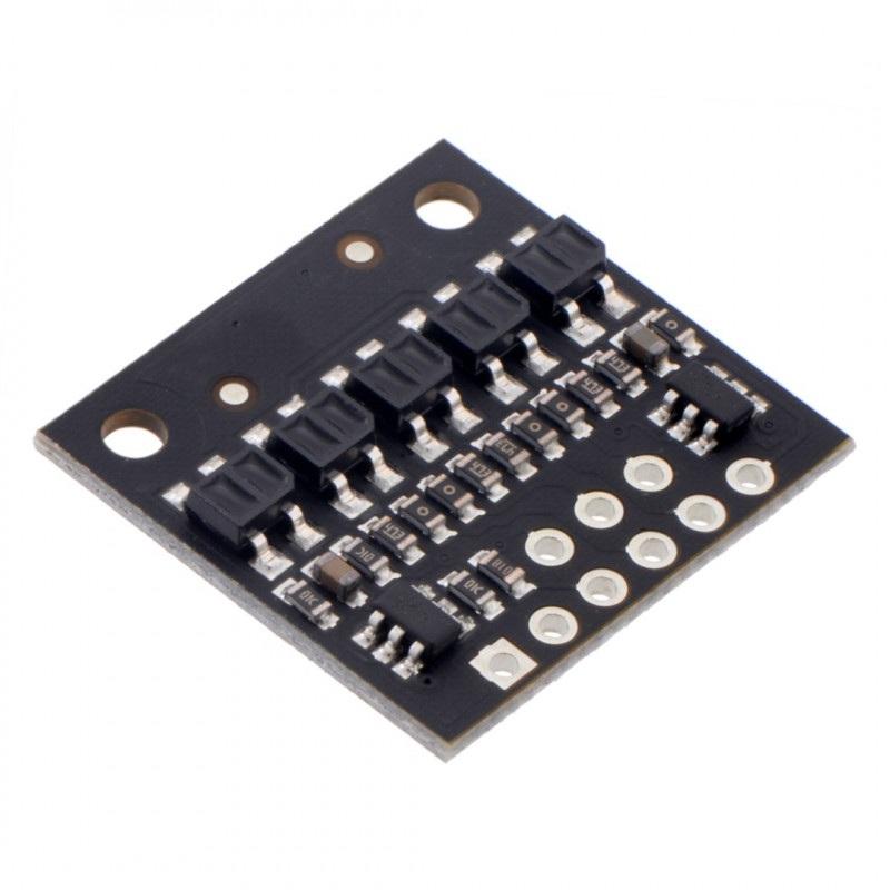 Listwa z czujnikami odbiciowymi QTR-HD-05A - analogowa
