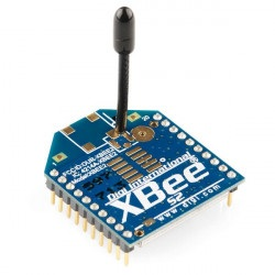 Moduł XBee ZB Mesh 2mW Series 2 - Wire Antenna