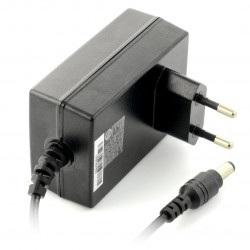 Zasilacz impulsowy MeanWell 5V / 4A - wtyk DC 5,5 / 2,1mm
