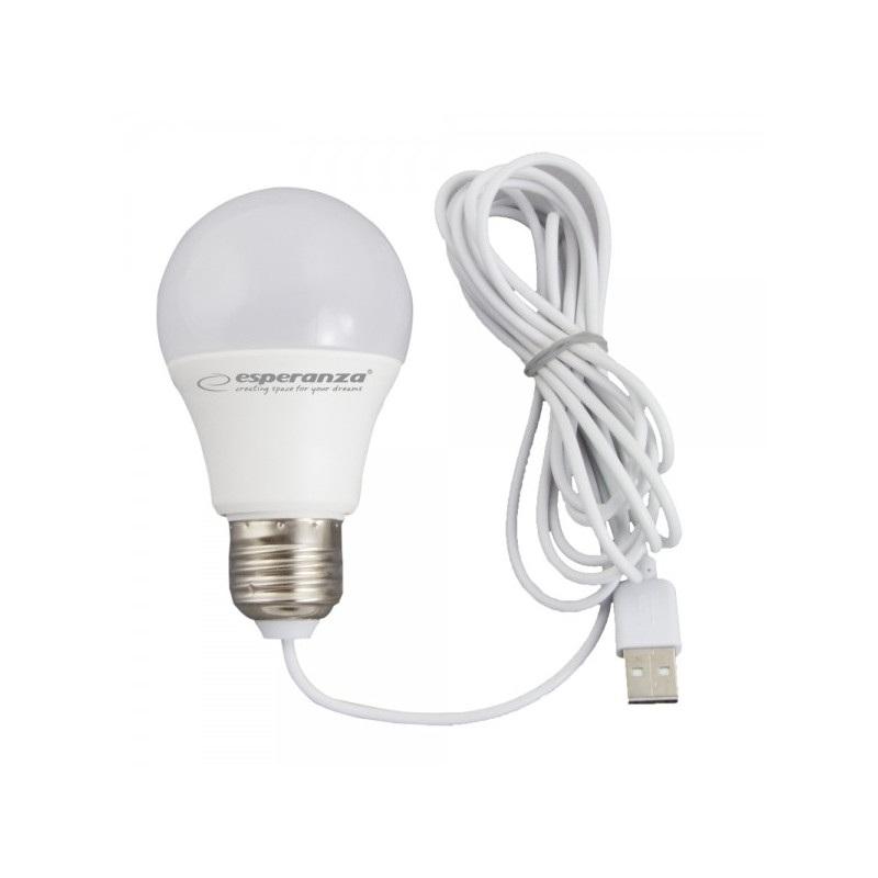 Żarówka LED USB 5W