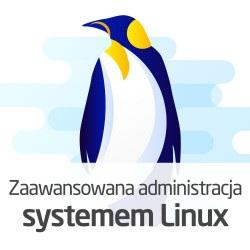 Zaawansowana administracja systemem Linux - wersja ON-LINE