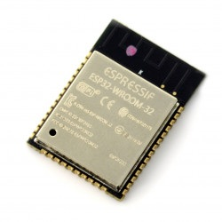 Układ WiFi + Bluetooth BLE ESP-WROOM-32 - SMD