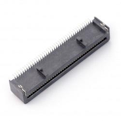 Gniazdo żeńskie 40-pin 90° dla Micro:bit