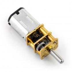 Silnik N20-BT39 micro 1000:1 14RPM - 9V