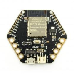 ESP32 wearable development board