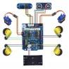 UCTRONICS - Zestaw do budowy robota jeżdżącego - zdjęcie 6