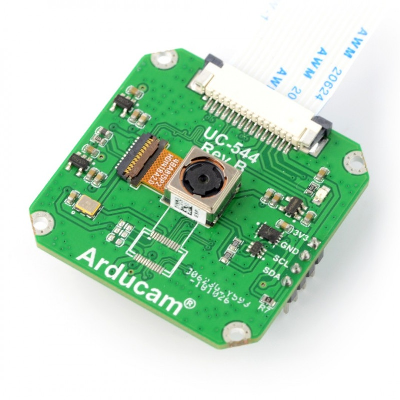Kamera ArduCam B0122 8MPx z autofokusem I2C - dla Raspberry Pi
