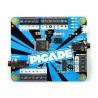 Picade PCB - moduł z wzmacniaczem 3W - zgodny z Arduino - zdjęcie 3