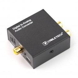 Konwerter audio cyfrowo - analogowy - ZLA0857-2