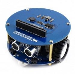AlphaBot2 Acce Pack - kołowa platforma robota z czujnikami i napędem DC dla micro:bit