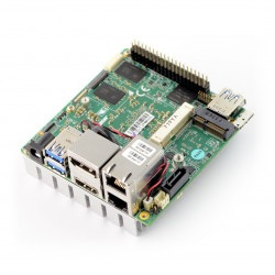 Minikomputer UP Squared 4GB RAM + 32GB eMMC Intel Pentium Quad Core