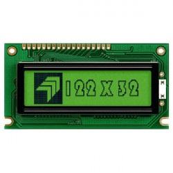 Wyświetlacz graficzny 122x32 LGMFD12232G6YLY