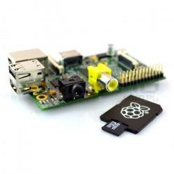 Raspberry Pi Model B 512MB...