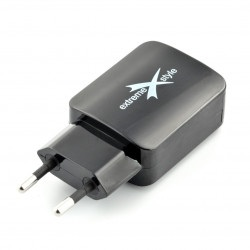 Zasilacz Extreme 2x USB 5V 3,1A