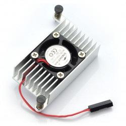 Radiator z wentylatorem do NanoPi M3