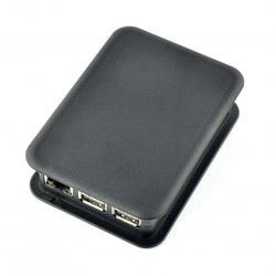 Obudowa TEKO Raspberry Pi Model 3/2/B+ - czarna