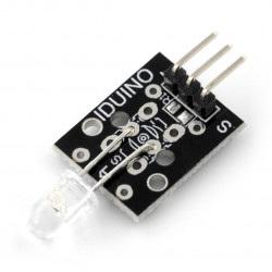 Moduł Iduino - nadajnik podczerwieni 940nm