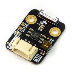 DFRobot Gravity – Lightning Sensor - czujnik, wykrywacz wyładowań atmosferycznych