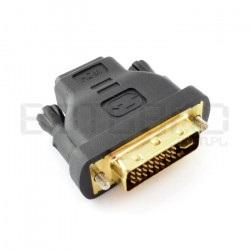 Przejściówka HDMI (gniazdo)...
