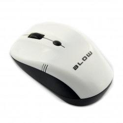 Myszka optyczna bezprzewodowa Blow MB-10 - biała