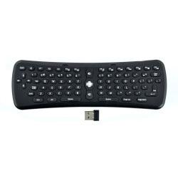 Klawiatura bezprzewodowa klawiatura + mysz Air Mouse - bezprzewodowa 2,4GHz