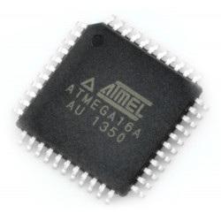 Mikrokontroler AVR - ATmega16A-AU SMD