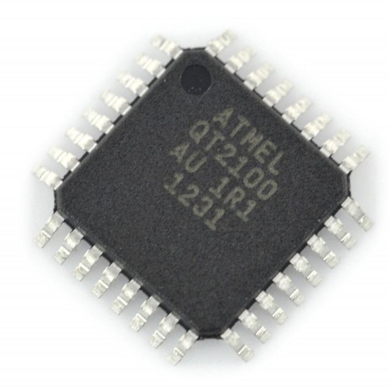 Q-touch AT42QT2100-AU- SMD