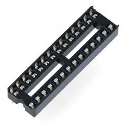Podstawka do układów DIP 28 pin wąska - 5szt.