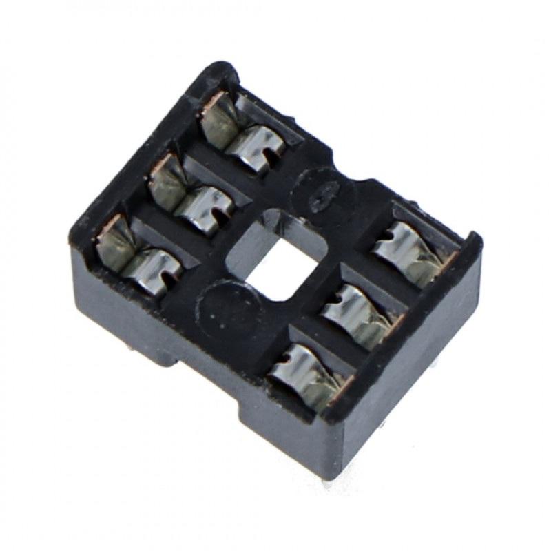 Podstawka do układów DIP 6 pin zwykła - 5 szt.