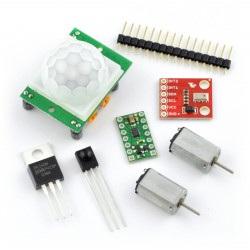 Dodatek do zestawu Picoboard dla Raspberry Pi 4B/3B+/3B/2B/Zero