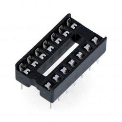 Podstawka do układów DIP 14 pin zwykła - 5szt.