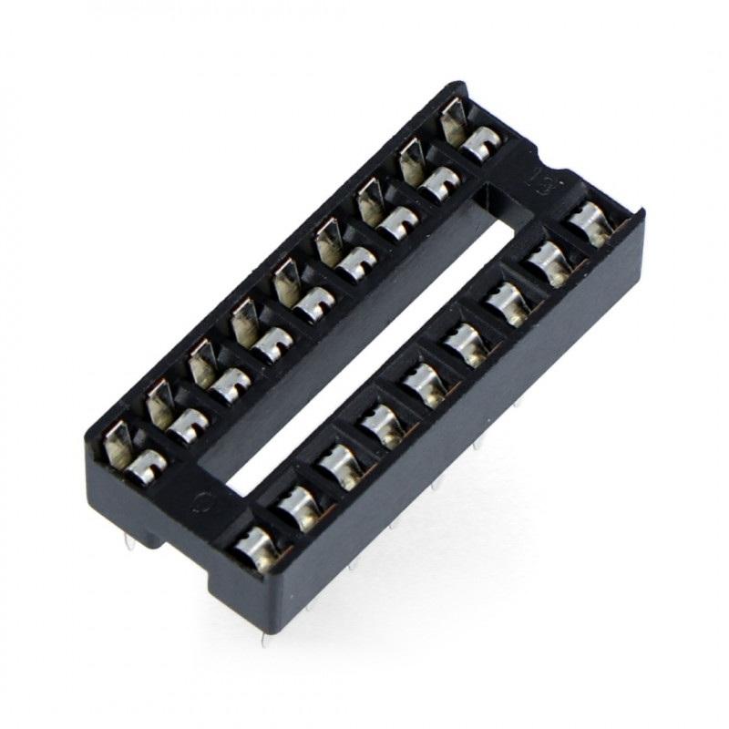 Podstawka do układów DIP 18 pin zwykła - 5szt.