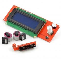 Smart controller Reprap 3D...