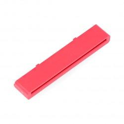 Gniazdo żeńskie 40-pin kątowe dla BBC micro:bit - czerwone