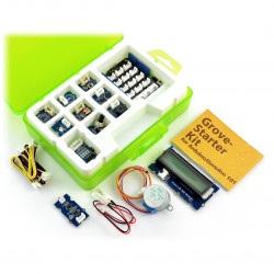 Grove StarterKit  - pakiet startowy IoT dla Arduino/Genuino 101
