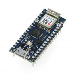 Arduino Nano 33 IoT ze złączami