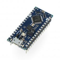 Arduino Nano Every ze złączami
