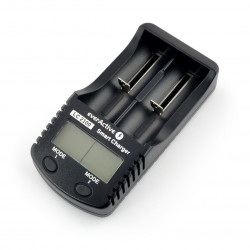 Ładowarka akumulatorów everActive LC-2100 18650
