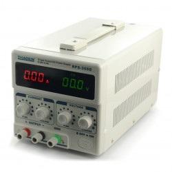 Zasilacz laboratoryjny Zhaoxin RPS-305D 30V 5A
