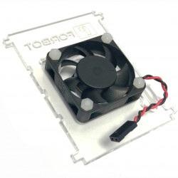 Wentylator do obudowy Raspberry Pi 4/3 od FORBOT