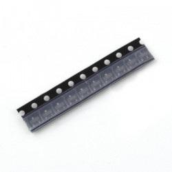 Tranzystor bipolarny NPN BC847A 50V/0,1A SMD - 10szt.