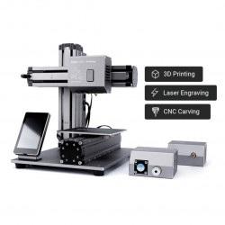 Drukarka 3D Snapmaker v1 3w1 - moduł lasera, CNC