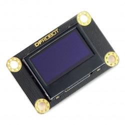 DFRobot Gravity - wyświetlacz OLED - 2864 I2C