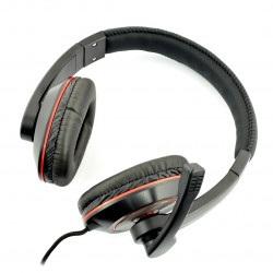 Słuchawki stereo z mikrofonem - Esperanza EH118 Sonata