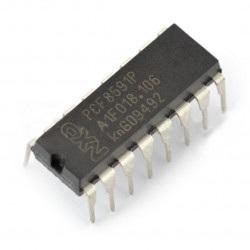 Przetwornik A/C i C/A 8-bitowy PCF8591P DIP