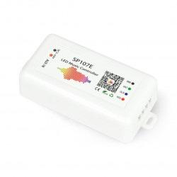 Sterownik Bluetooth do muzyki i efektów świetlnych LED SP107E LED Music Controller