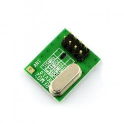 Moduł radiowy RFM02-433-D 433Mhz - nadajnik THT